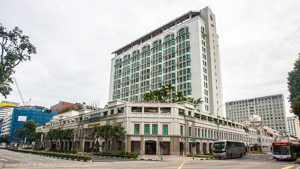 IC Singapore (Shophouse Club King Room)