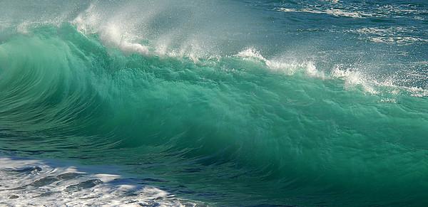 Big Waves & Stormy Days