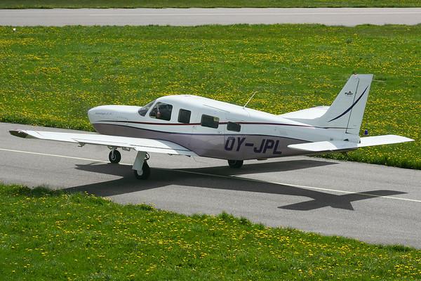 OY-JPL - Piper PA-32R-301T Saratoga II TC