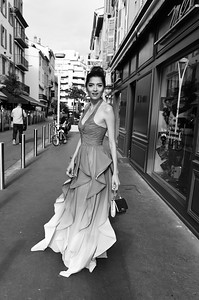 Blanca Blanco In Cannes