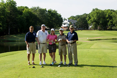 Golf on Saturday