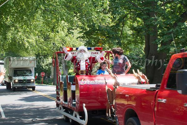 Nassau County Fire Riders XMas in June Toy Run 06/26/16