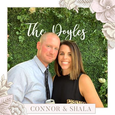 Connor + Shala Wedding