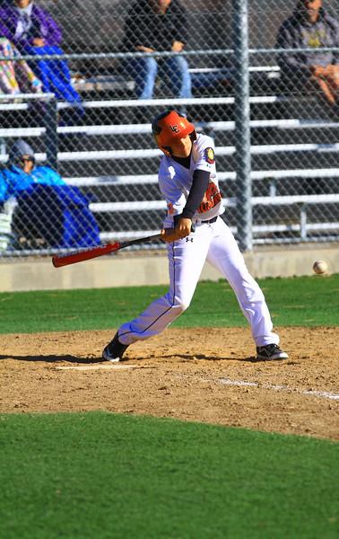 brett cda fall baseball vs lewis and clark high school
