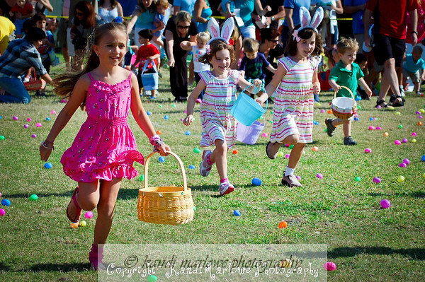 Waterchase Easter Egg Hunt