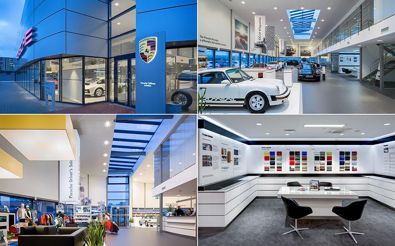 Porsche, Estonia