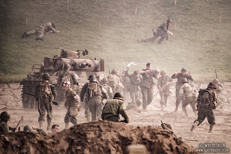 After the Battle    Photography by Wayne Heim