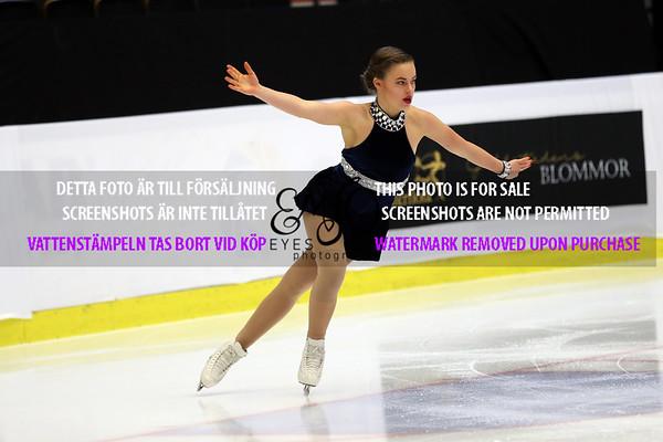 Isabelle Paulsson SP SM 2017/18