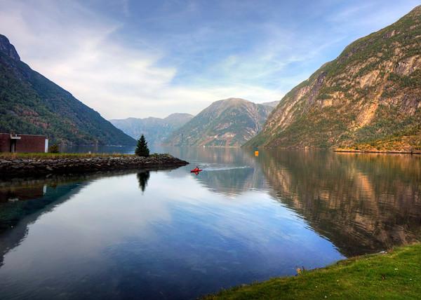 Hellesylt/Geirangerfjorden