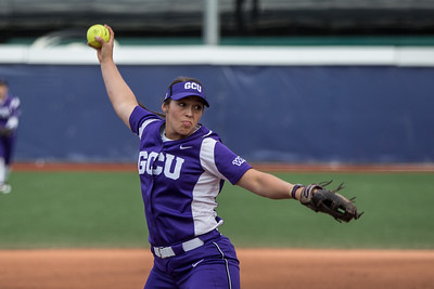 Softball GCU vs Niagara 20180225