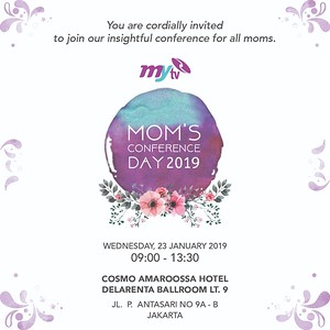 190123   MyTV Mom's Conference Day 2019