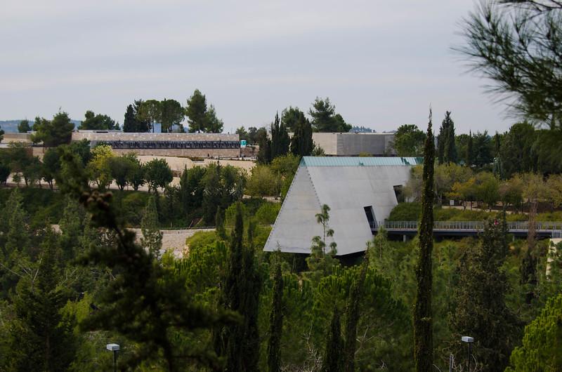 Yad Vashem, The Holocaust Memorial