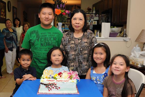 Hoa Thi Huynh 60th Birthday Party