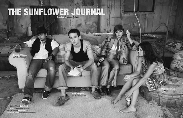 The Sunflower Journal