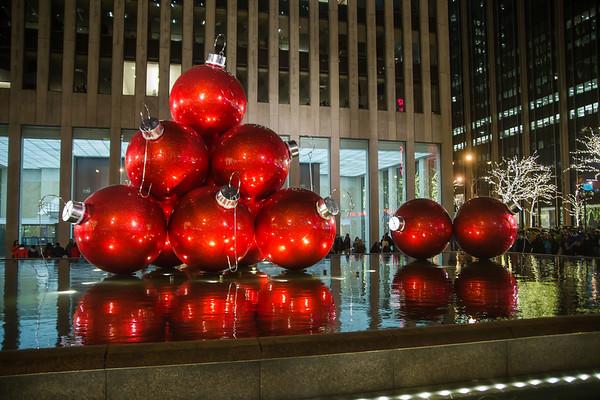2014.12 NYC @ Christmas
