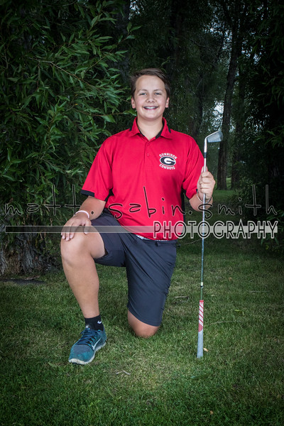 GHS Boys Golf 2017