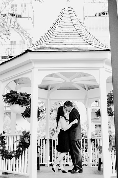 opryland hotel engagement photos