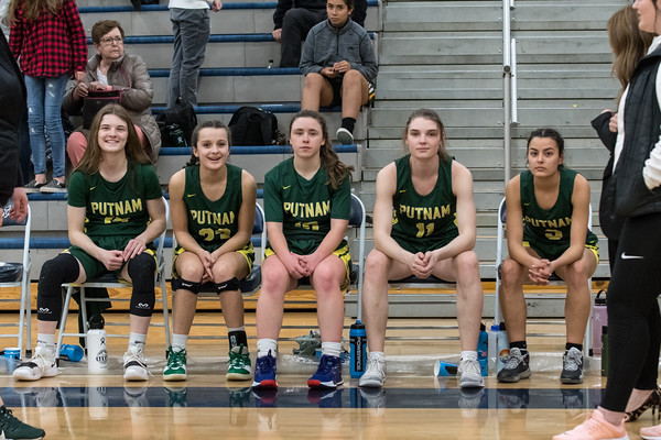 2020 Girls Varsity Basketball vs. Rex Putnam