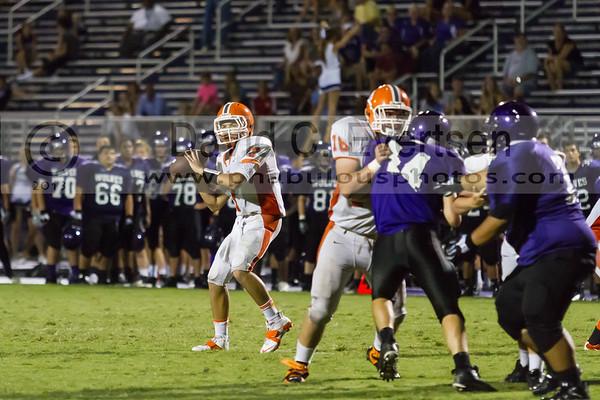 Boone Junior Varsity Football #7 - 2013