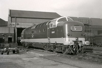 Deltics in Black and White: Pre TOPS