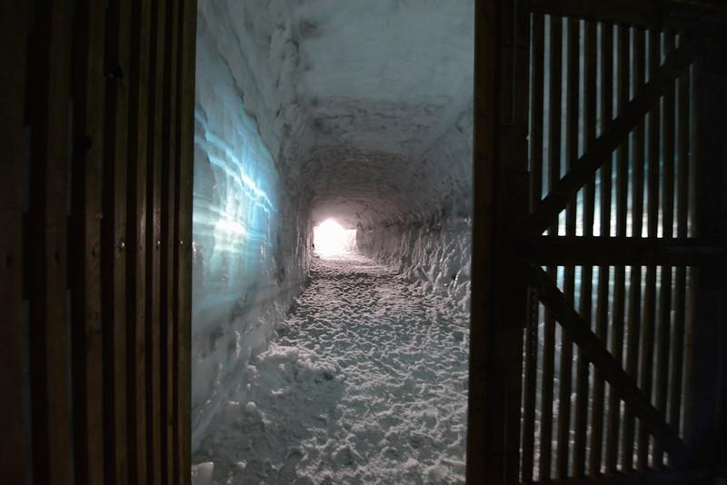 Inside Langejokull