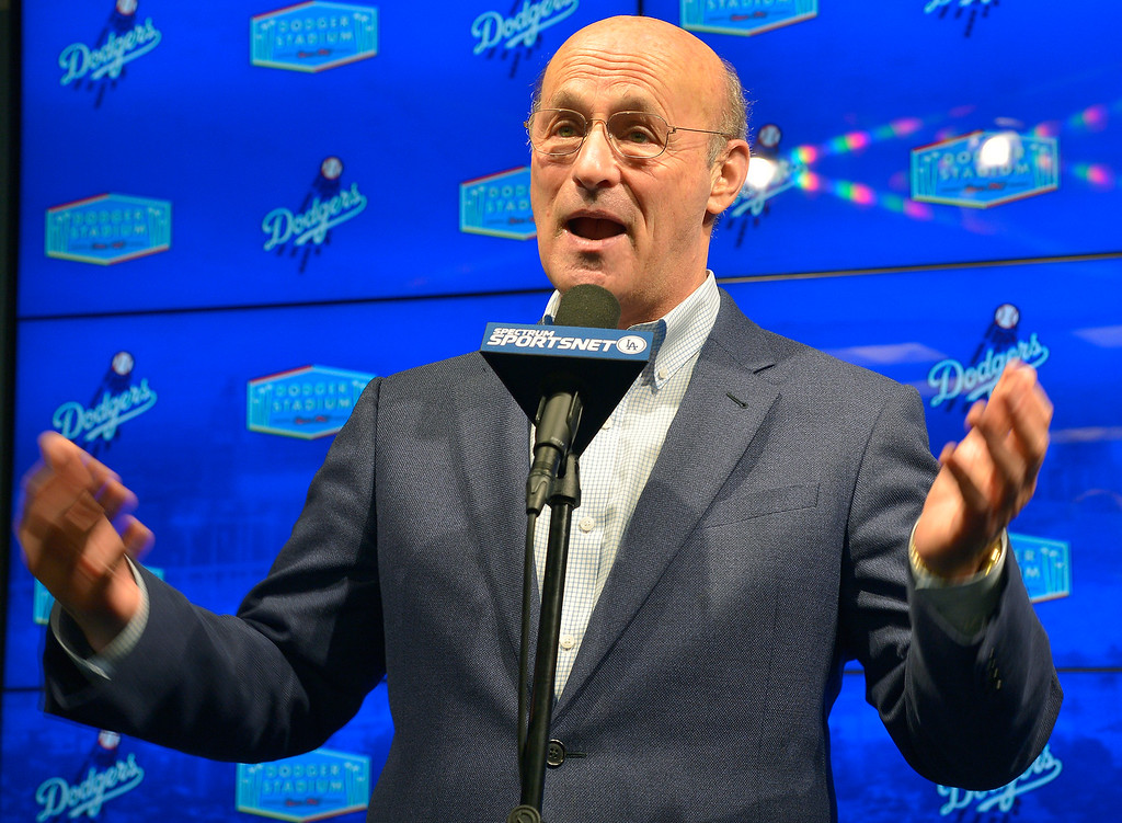 . <b>17. Stan Kasten, 65, Dodgers President, CEO and Co-Owner </b> <br>SportsNet LA\'s lack of carriage means all but a couple dozen Dodger games will be blacked out on TV for most Southern California viewers ...  (Photo by John McCoy, Los Angeles Daily News/SCNG)