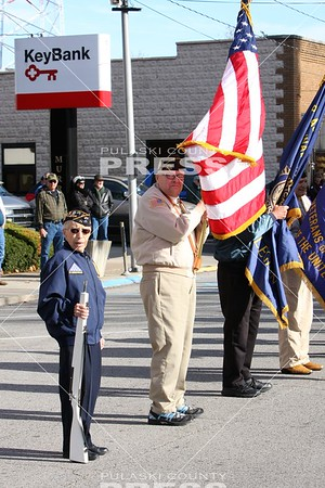 2016 Veterans Day Ceremonies