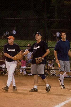 CLPC Men's Softball 2012