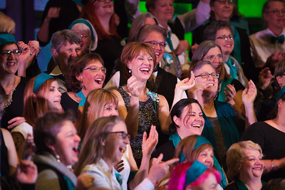 Seattle Women's Chorus Unveiled 2016/10/20