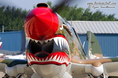 EAA AirVenture (Oshkosh, WI) 2010
