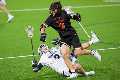 NCAA MLax: Maryland at Penn State; 2/26/21