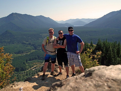 Microsoft CSS Team Event Rattlesnake Lake Sept 2011