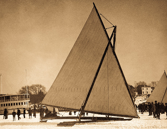 Antique Iceboats
