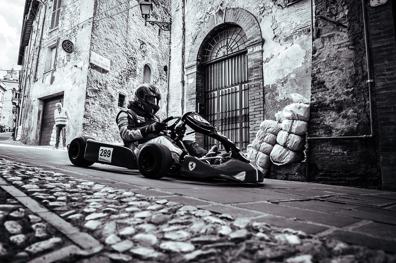 Corsa delle carrette - Cart racing