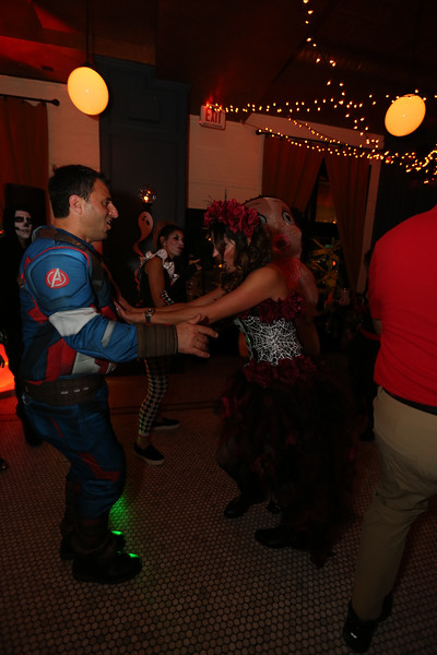 BROOKLYN, NY OCT 28..PIETRO'S FIGHT 5TH ANNUAL HALLOWEEN COSTUME PARTY