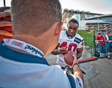 Texans Training Camp 2011 (8/13)