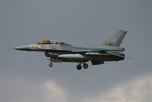 EHLW Leeuwarden Airbase, NL