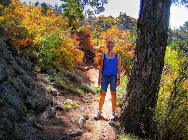 La Luz Trail - Albuquerque 2009