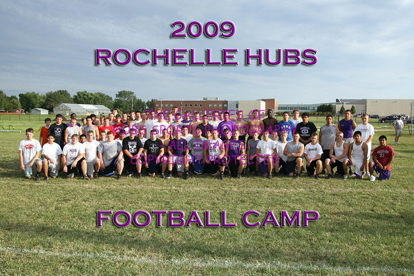 2009 RTHS HUBS & LADY HUBS SPORTS CAMPS