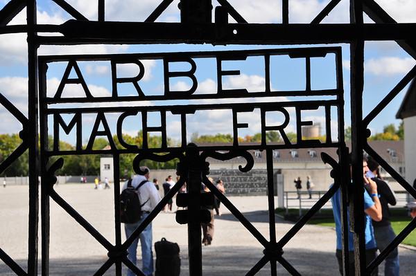 Initial Dachau - Sept 2012