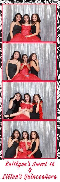 Kaitlyn's 16 & Lilian's 15