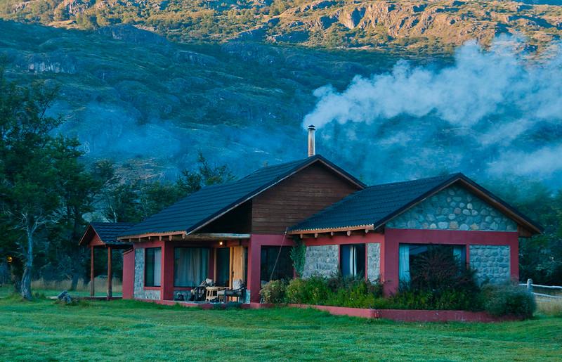 El Saltamontes Lodge, Chile