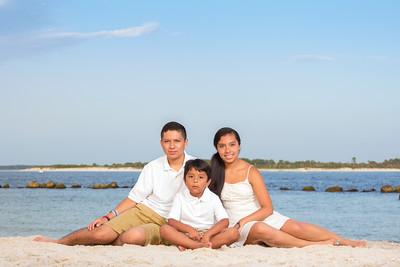Diaz Family Panama City Beach 2015