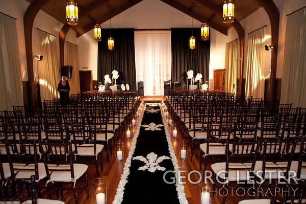 Bertrand Glasnapp Wedding