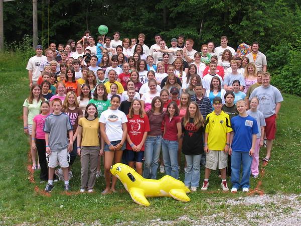 Camp Photos 2005