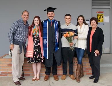 David's Graduation from CSUF