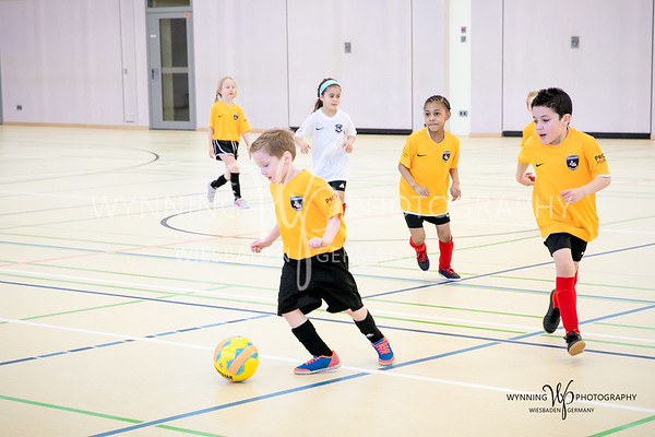 U7 - KMC District vs. Wiesbaden