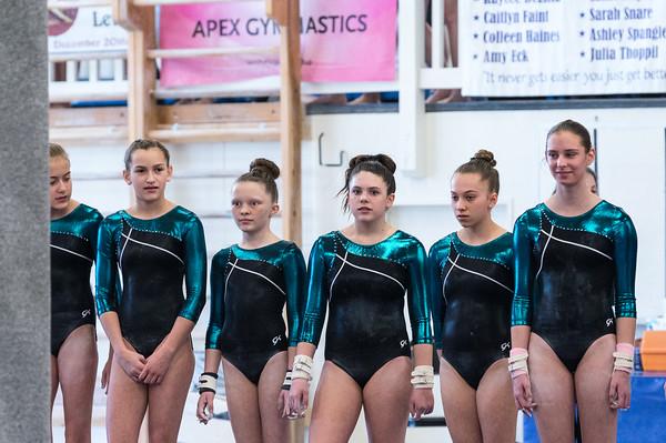 3-8-2020 Apex Lights Camera Action Gymnastics Meet Xcel Gold-Platinum-Diamond