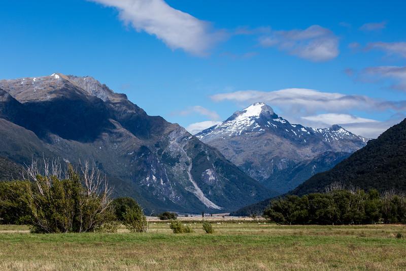 Middle Earth, Mt. Aspiring