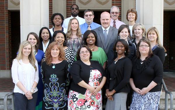 Tift Ph.D. C&I Cohort  April 2012